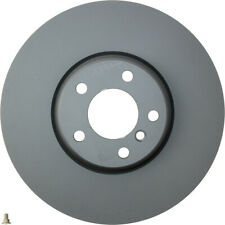 Disc Brake Rotor-Pagid Front Right WD Express 405 06138 345
