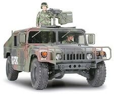 Tamiya America [TAM] 1/35 Humvee M1025 Armament Carrier Plastic Model Kit 35263