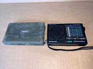 Panasonic Multi Band RF-B10 FM-MW-SW 8-Band Receiver Radio Portable Vintage #55