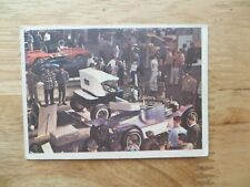 1965 DONRUSS SPEC SHEETS HOT ROD CARS BUBBLE GUM CARD # 48 THE OAKLAND NATIONAL