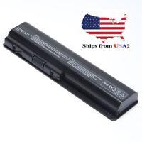 6 Cell Battery for HP Compaq Presario CQ40 CQ45 CQ50 CQ60 CQ61 485041-001 Laptop