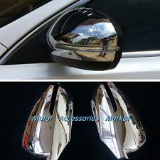 New Chrome Rearview Mirror Cover Trim For KIA K5 Optima 2011 2012 2013 2014 2015