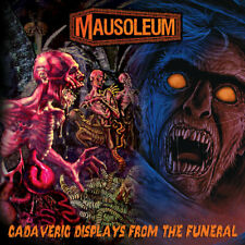 MAUSOLEUM - Cadaveric Displays From The Funeral [2CD]
