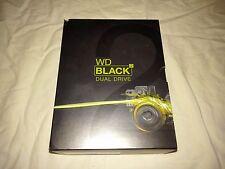 WD BLACK² DUAL DRIVE 120 SSD + 1 TB HDD SATA 3 WD1001X06XDTL
