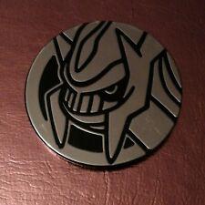 Pokemon Card silver dialga Coin Small Size