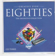 (FF781) Greatest Ever Eighties, Disc 3 Only - 2006 CD