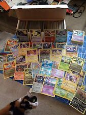 Pokemon Card Lot - Over 7000 Random Cards with 500 Rares Guaranteed! Holos Ex Gx