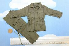21ST CENTURY 1:6TH SCALE WW2 101ST U.S AIRBORNE TUNIC AND TROUSERS CB31349