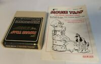 Atari 2600 Game - Mouse Trap w/ Instructions Manual