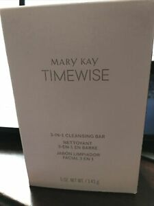 NIB Mary Kay TimeWise 3-In-1 Cleansing Bar with Soap Dish