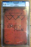 The Empty Man #1 2nd Printing CGC 9.8 2014