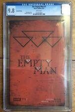 The Empty Man #1 2nd Printing CGC 9.8 2014