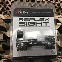 New Aim Sports Red Dot Sight 1X25mm - (RTD25)
