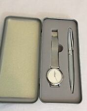 Jordan Mark (JM) Ladies Watch & Pen Set - Working