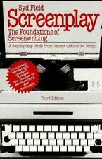 Screenplay : The Foundations of Screenwriting by Syd Field 1984 Paperback
