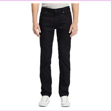 Calvin Klein Men's Slim Straight through hips and thighs 5pocket Jeans