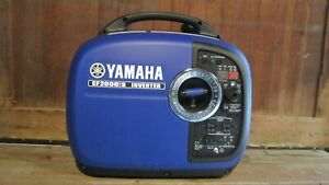 Yamaha EF2000iS Inverter Generator In Very Good Condition