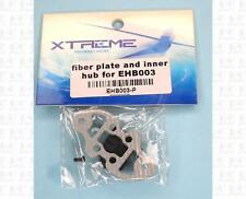 Xtreme Production RC Parts Fiber Plate and Inner Hub For EHB003 EHB003-P