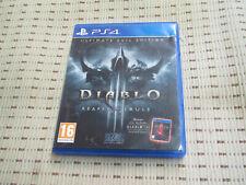 Diablo III Reaper of Souls Ultimate Evil Edition für Playstation 4 PS4 PS 4