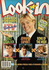 Look-In Magazine 26 May 1990     Billy Warlock    Black Box    Jennifer Capriati