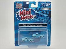 1954 Ford Pickup Truck Set Glacier Blue N - Classic Metal Works #50392 vmf121