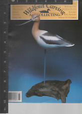 Waterfowl Carving & Collecting  Magazine Spring 98 ( XIV #1 ) Cathy Hart editor