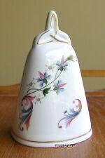 "Danbury Mint Royal Tara Bone China 5"" Dinner Bell From Ireland"