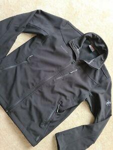 Mens Mammut Softech Coat Jacket Black Europe M