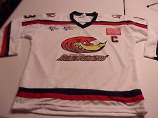 Topeka Roadrunners Youth XL Hockey Jersey Caption Bowery #8