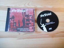CD PUNK NO Denial-Crossing Beyond Illusions MCD (6) canzone Crucial response SXE