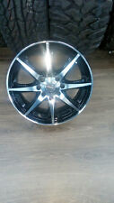 X2 15x6 CSA 4 stud Multi Fit Alloy Mag Wheel.Car Caravan Camper Trailer Boat