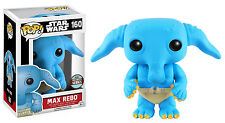 "EXCLUSIVE STAR WARS MAX REBO SPECIALTY SERIES 3.75"" POP VINYL FIGURE FUNKO 160"