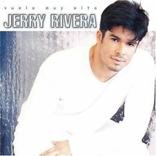 Audio CD - JERRY RIVERA - Vuela Muy Alto - USED Excellent (EX) WORLDWIDE