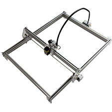 DIY Desktop Hobby CNC Laser Engraver 300mW USB Engraving Marking Machine 65x50cm