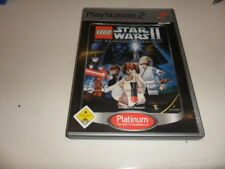 PlayStation 2 PS 2 Lego Star Wars II-la clásica trilogía [Platinum]