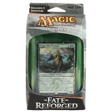 Magic: Fate Reforged - Surprise Attack Intro Pack (with 2 boosters)