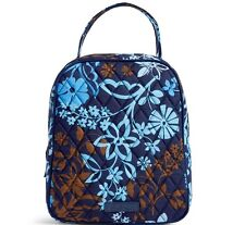 NWT Vera Bradley Lunch Bunch Bag (Let's do lunch) Iin Java Floral 15709 666 BC