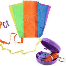 Portable Folding Outdoor Sport Flying Kite Line String with D Shape Winder Board