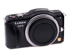 Panasonic Lumix DMC gf5 12.1 MP Black Digital Camera Body