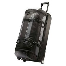 "American Tourister 30"" Rolling Duffel Bag - Black/Gray"