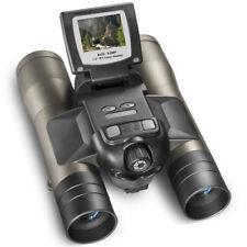 Barska Binoculars with 8mp Digital Camera, 4x Digital Zoom, 8x32, AH11410