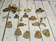 Lot of Vintage Window Sash Locks Latches Metal