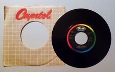 I Wrote A Letter/Let's Stay Together by Tina Turner 45 Rpm 1983 Capitol Records