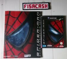 Spider-Man + Guide - Jeu Gamecube / Avec Notice
