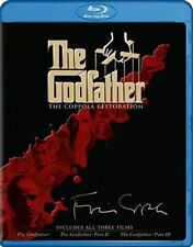 Godfather Collection The Coppola Rest 0097361386447 Blu-ray Region a