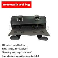 Luggage Tool Bag Saddlebag For Yamaha Road V Star XVS 650 1300 1100 950 Virago