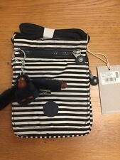 604475e3af Kipling Eldorado Marine Stripe crossbody shoulder Travel