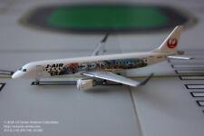 JC Wing Japan Air J-Air Embraer ERJ-190 Minion Jet Color Diecast Model 1:400
