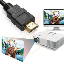 Premium 10FT Gold HDMI High Speed Video Cable for LCD HDTV 3D PS4 Xbox 360 SKY