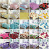 Bedding Set With Duvet Cover Pillow Cases Quilt Cover Set Single Double King